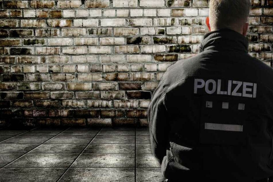 Polizist stürzt bei Verfolgungsjagd acht Meter in die Tiefe