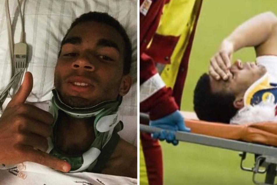 Schock-Diagnose: Dieser Kicker wird monatelang fehlen