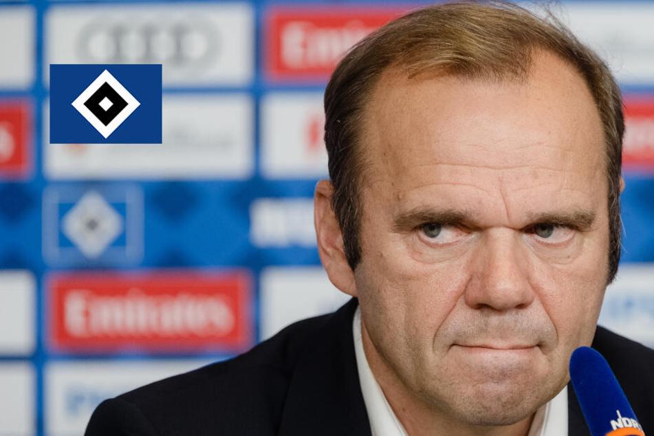 HSV-Boss Bernd Hoffmann nach Laptop-Diebstahl erpresst