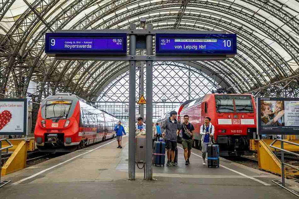 Am 10. Dezember stellt die Deutsche Bahn ihren Fahrplan um.