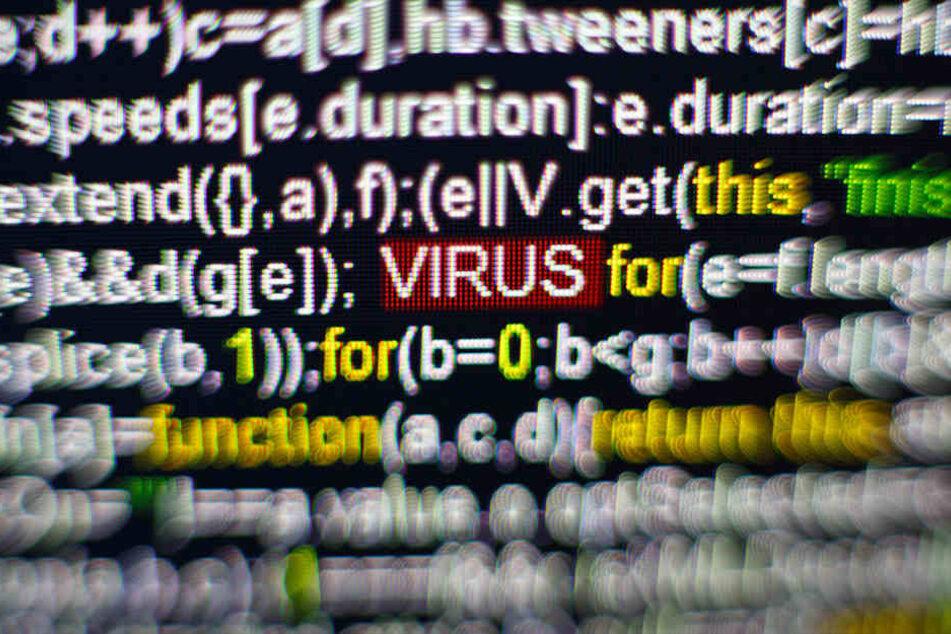 Neuer Handy Virus