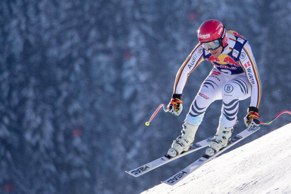 Verletzungen vor Hahnenkammrennen: Nur drei Ski-Asse des DSV nominiert