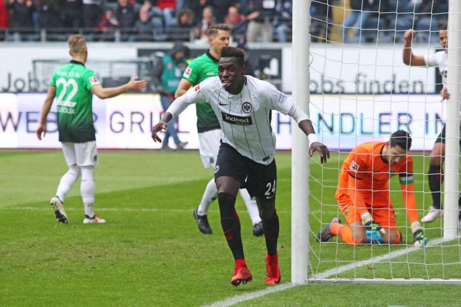 Wichtig: Danny da Costa erzielte im Heimspiel gegen Hannover per Kopf das Siegtor.