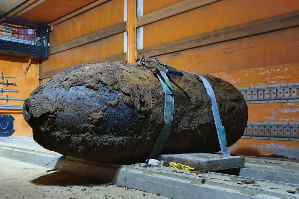 Köln: Nach mehreren Stunden: Bombe in Kalk ist entschärft