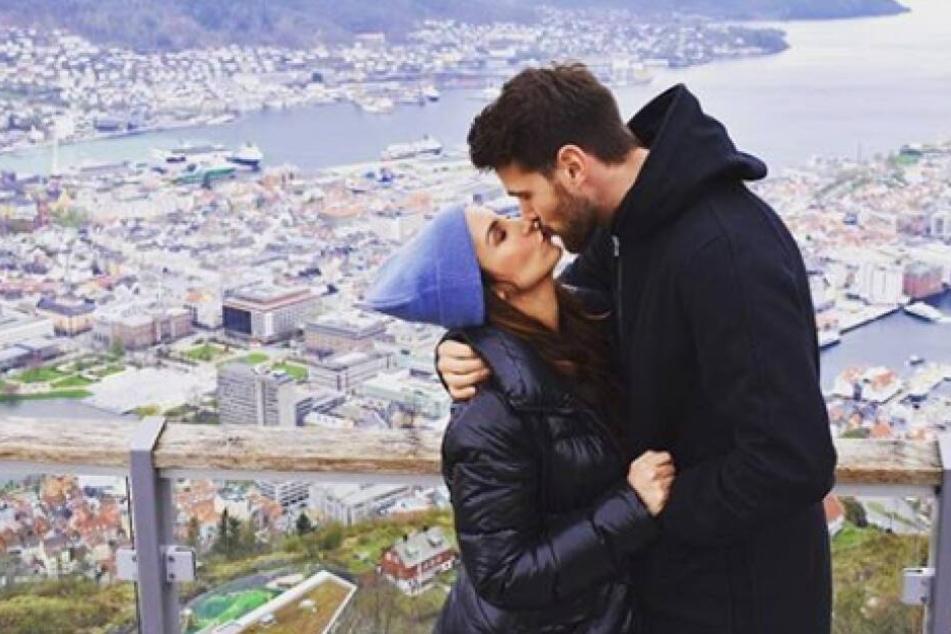 Sila Sahin (33) sieht ihren Ehemann Samuel Radlinger (26) zurzeit sehr selten.