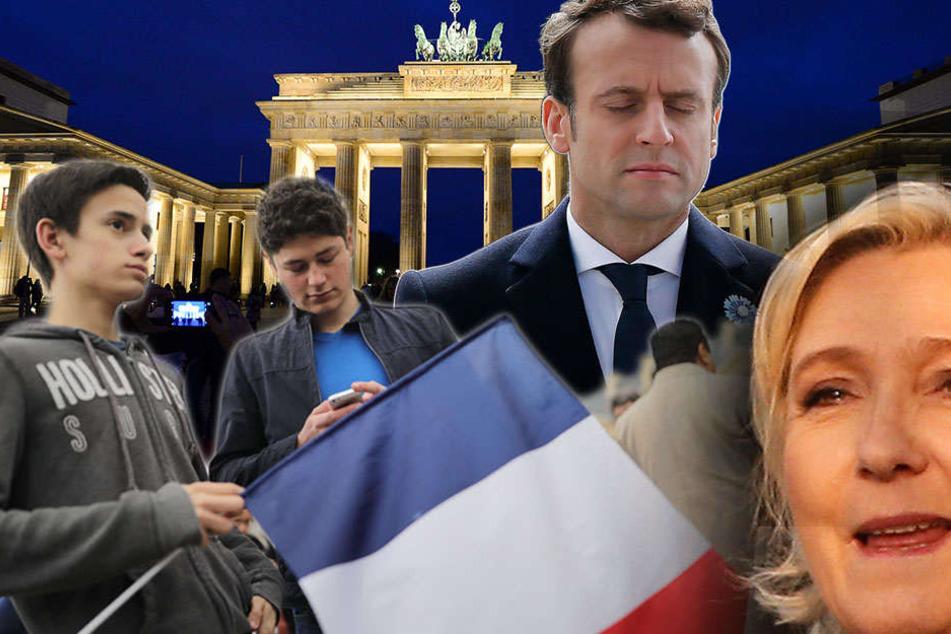 Nicht nur in Frankreich konnte sich Emmanuel Macron durchsetzen.