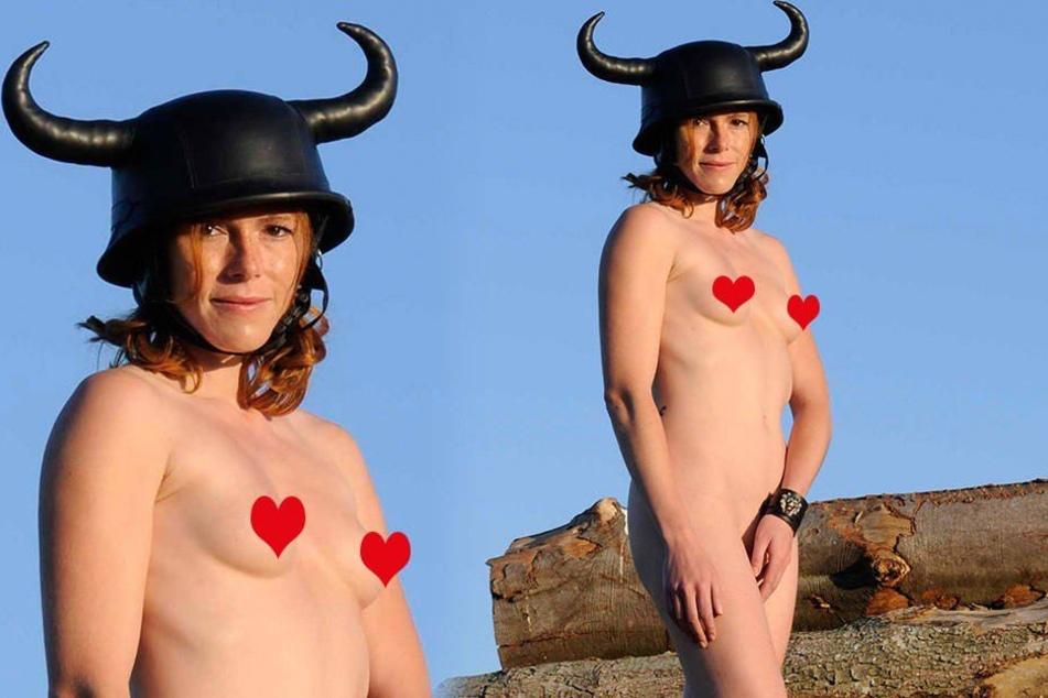 Antje Mönning hat kein Problem mit Nacktheit. (Archivbild)