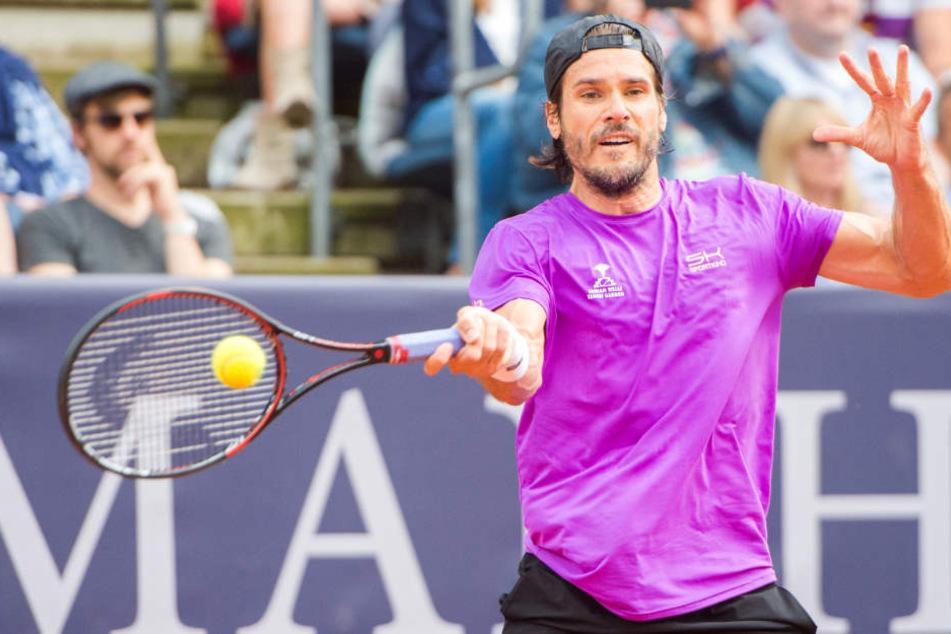 Bei einem Tennis-Fest in Stuttgart will Tommy Haas auch selbst nochmals spielen.