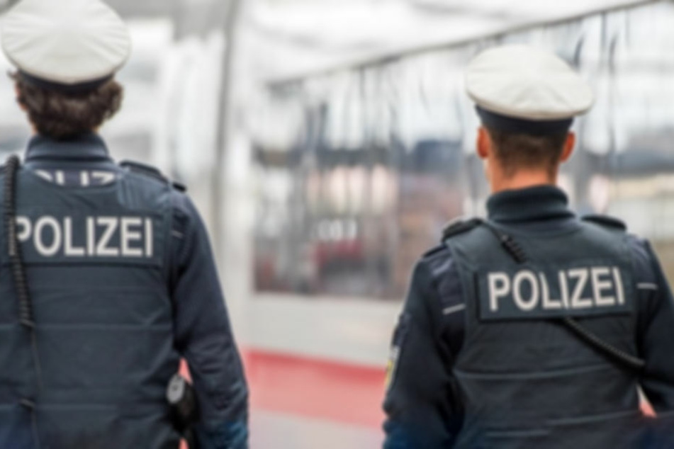 Die Bundespolizei brachte die Streithähne aus dem Regionalzug. (Symbolbild)
