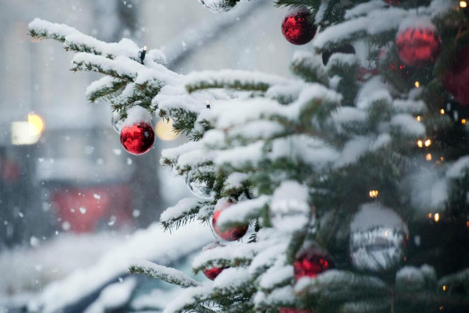 Weiße Weihnachten: In dieser Stadt stehen die Chancen auf Schnee besonders gut