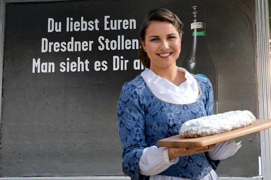 Plakat-Zoff: Stollenbäcker legen sich mit Schnaps-Hersteller an