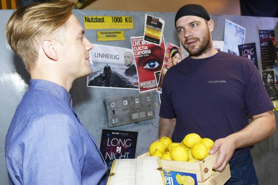 Eigentlich dachte Erik, in Lars einen neuen Freund gefunden zu haben.