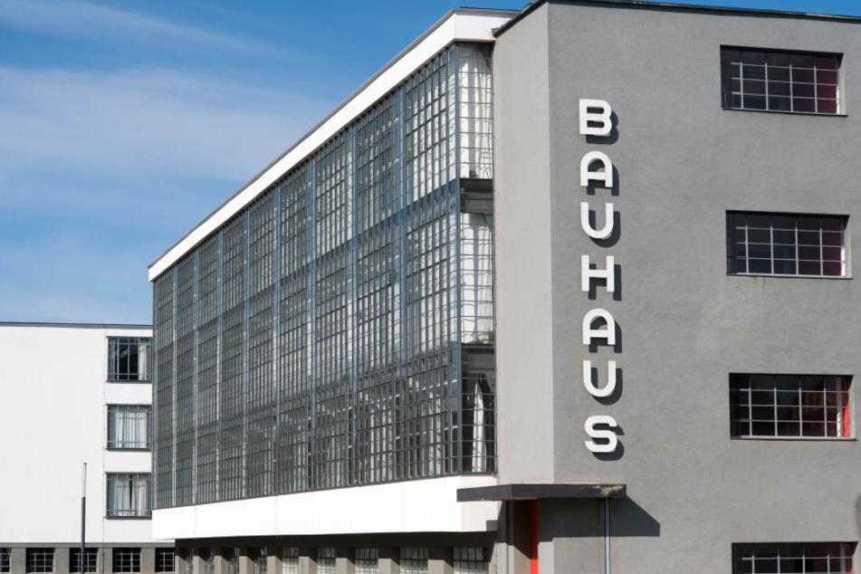 Das Bauhaus in Dessau: Hier sollte die ZDF-Aufzeichnung am 6. November stattfinden. Daraus wird jetzt nichts mehr.