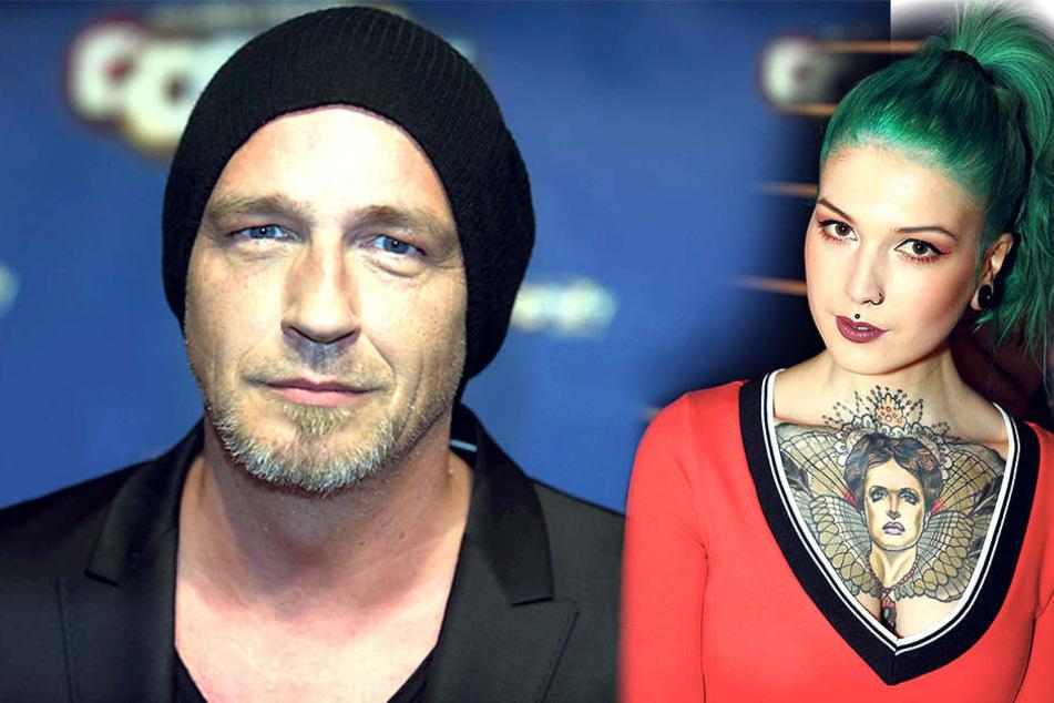 Comedian Torsten Sträter und Bloggerin Victoria van Violence engagieren sich rund ums Thema Depressionen.