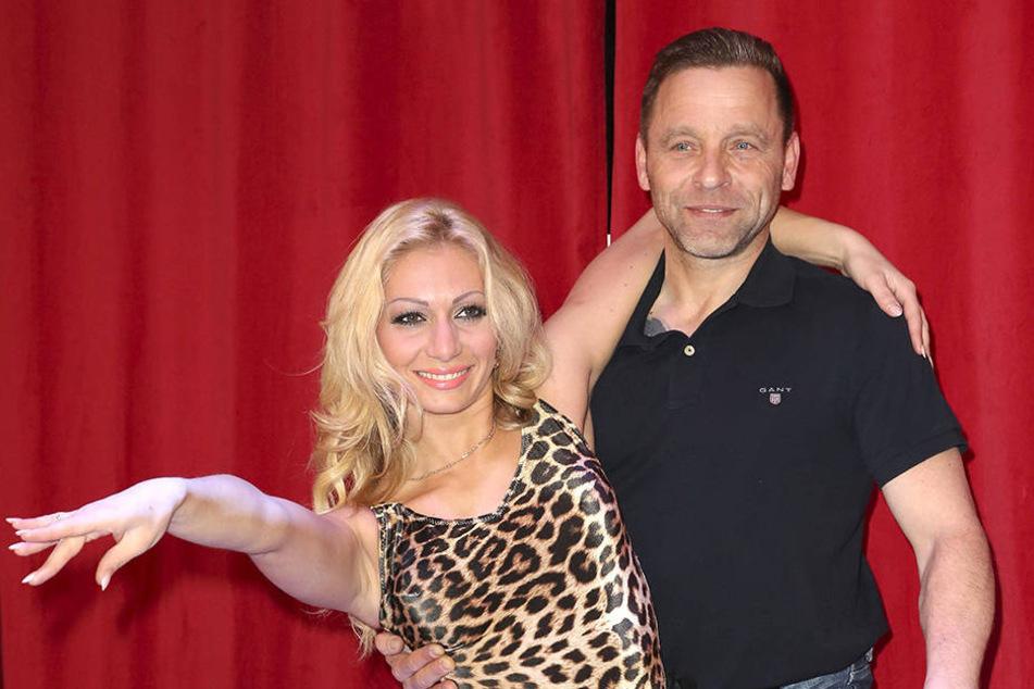 Bei Let's Dance tanzte Thomas Häßler im März mit seiner Partnerin auf Platz zehn.