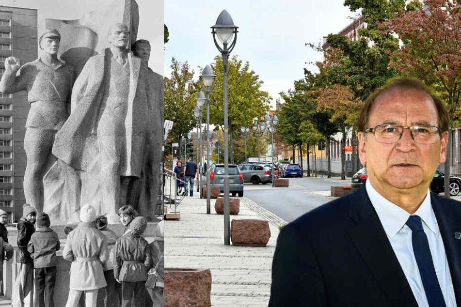 Straßen-Umbennenung in Heidenau: Sachsen diskutiert wieder über Ernst Thälmann