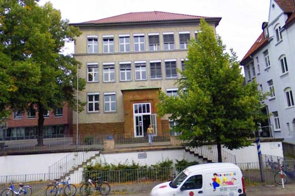 Die Luisen Realschule wurde ein Jahr später Kooperationspartner des DSC.