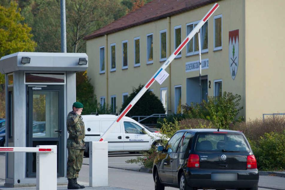 Die geplante Schließung der Carl-Schurz-Kaserne im baden-württembergischen Hardheim ist durch Aufrüstung nun vom Tisch.