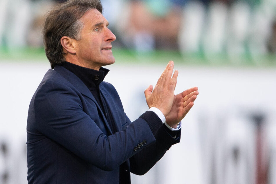 Bruno Labbadia war bereits von 2010 bis 2013 Cheftrainer beim VfB Stuttgart.