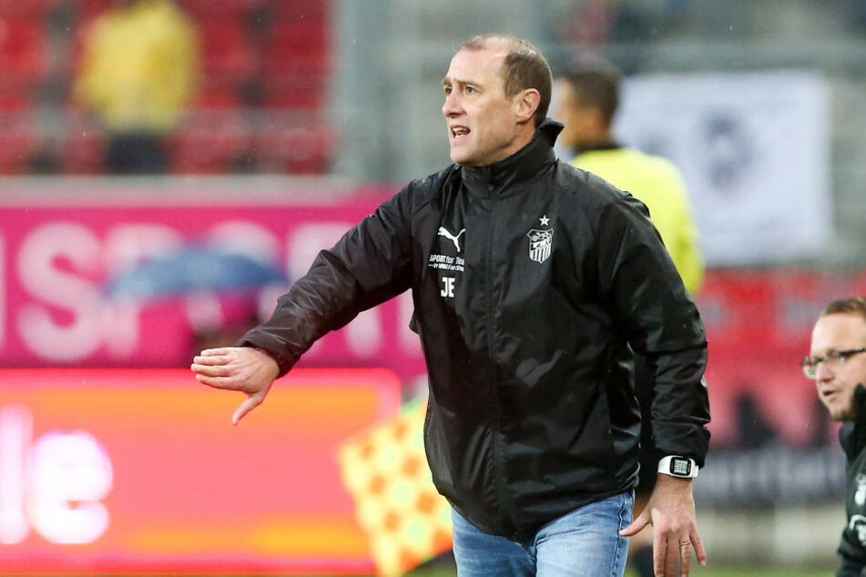 FSV-Coach Joe Enochs