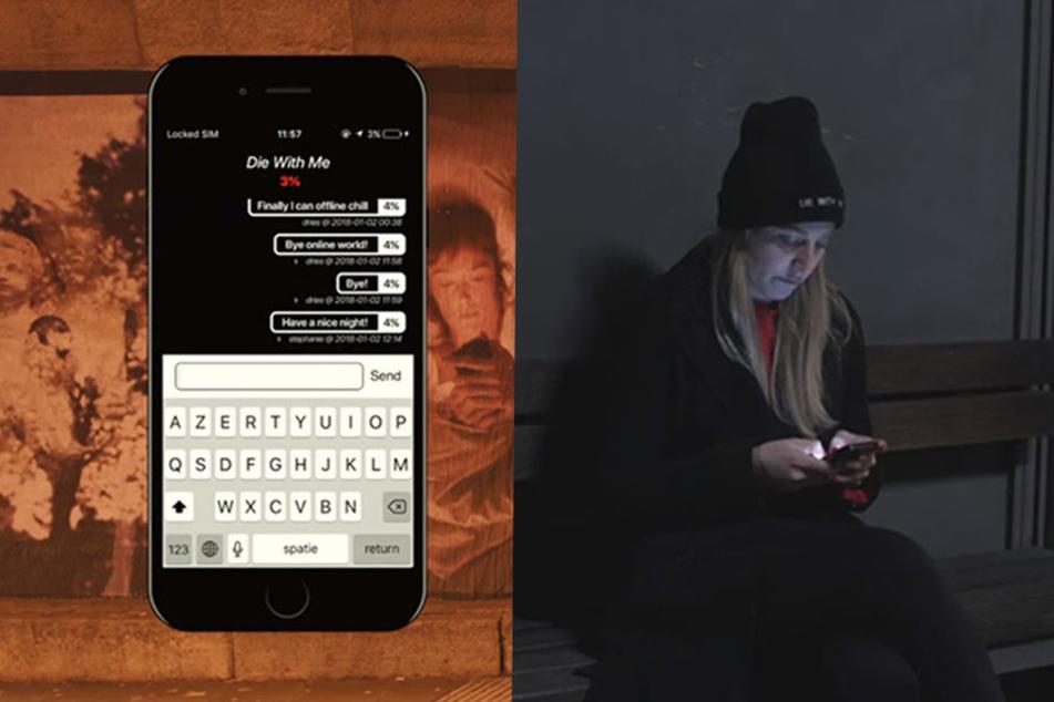 """Mit dieser App kann man gemeinsam auf den """"Tod"""" warten"""