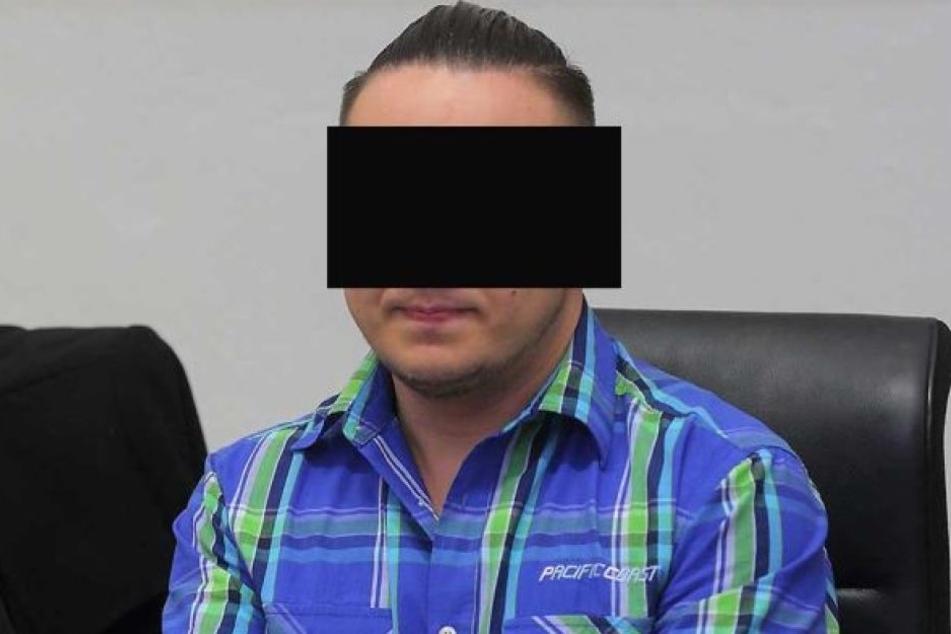 Betrüger Iulian V. (31) muss vier Jahre in Haft.