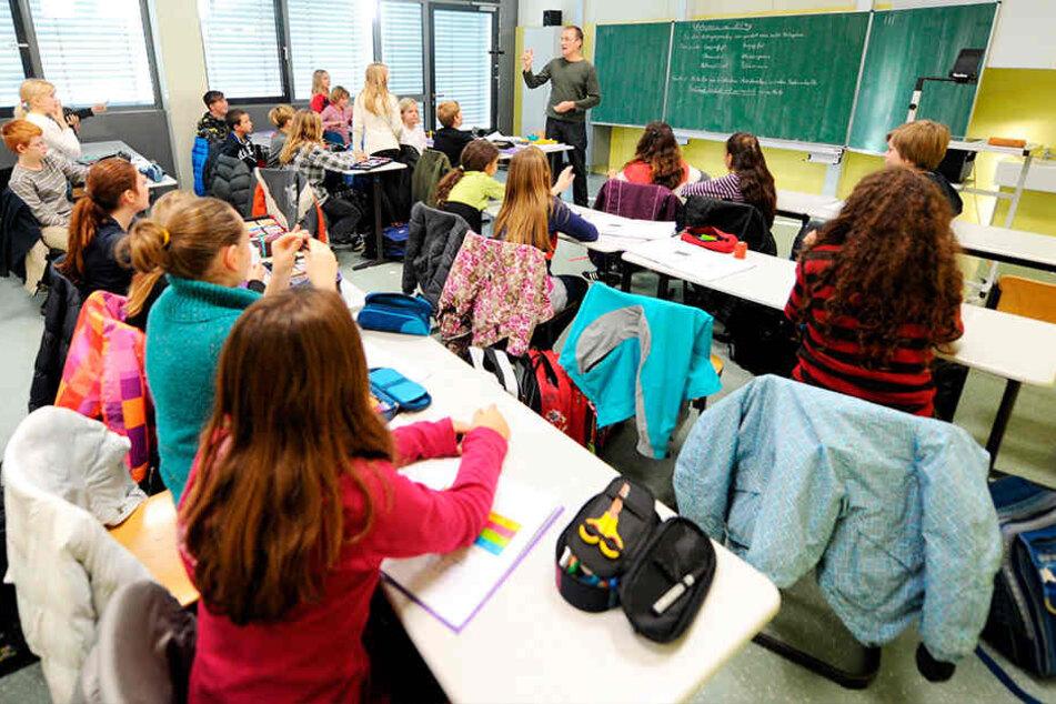 Immer mehr Sachsen wollen offenbar, dass ihre Kinder Abitur machen. Die Gymnasien verzeichnen Zulauf.