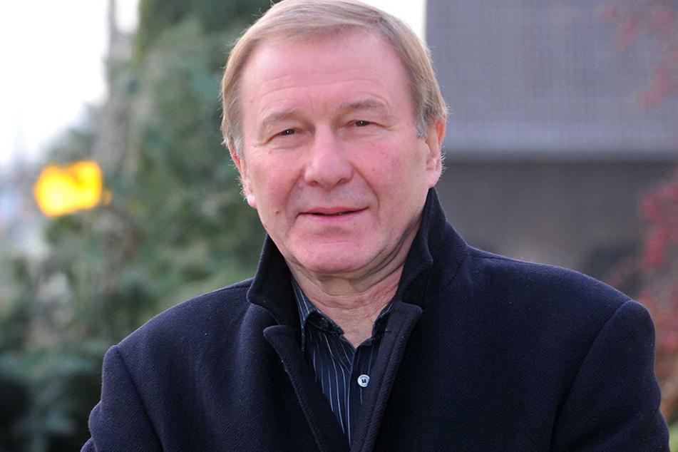 Erlebte den Katastrophenwinter im Tagebau Nochten: Bergbau-Ingenieur Siegfried Körber.