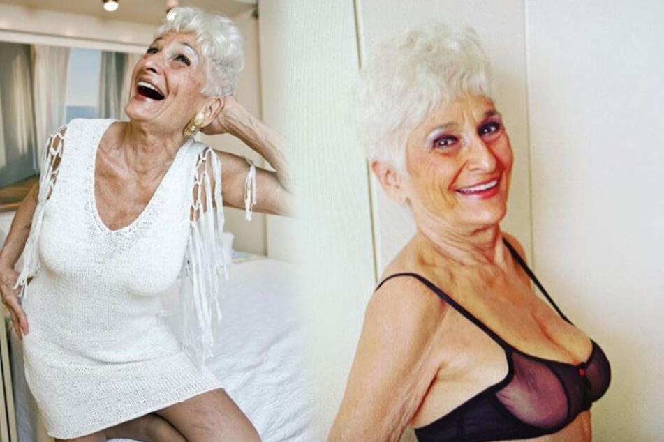 Hattie Retroage (83) wünscht sich regelmäßigen Sex und eine echte Partnerschaft.