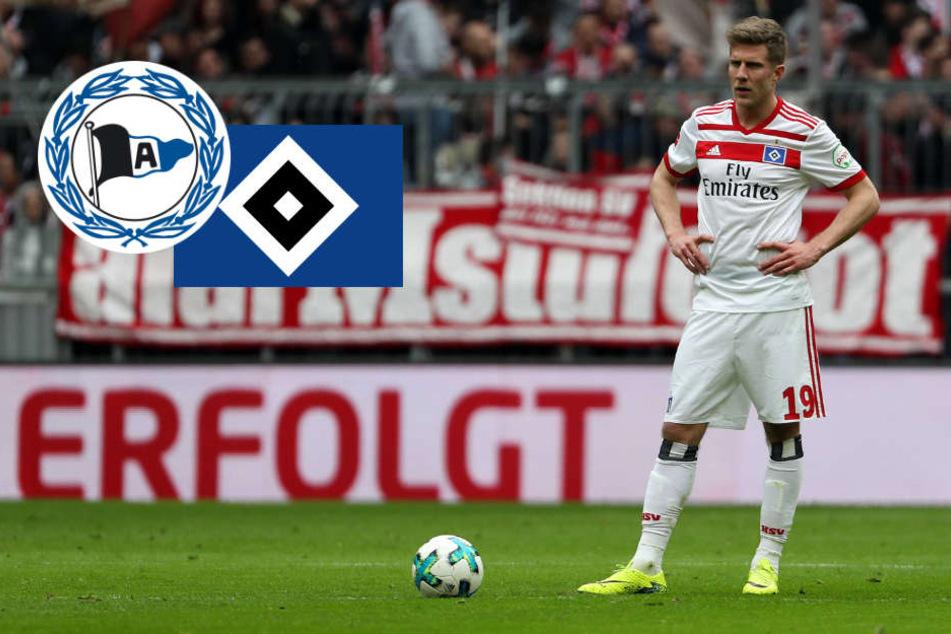 Transfer-Hammer: Schipplock stürmt vom HSV nach Bielefeld