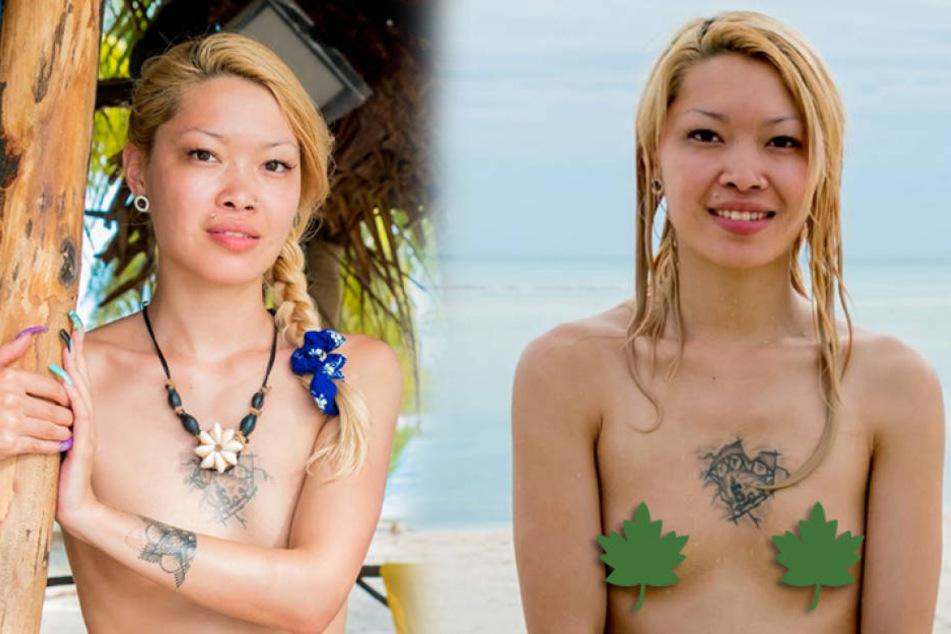 Auch dieLeipzigerin Kim Nguyen (25) ist mit dabei.