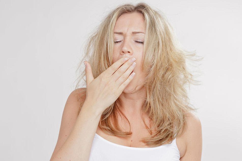 Der beste Schutz vor Müdigkeit ist nur ein ausreichender und erholsamer Schlaf.