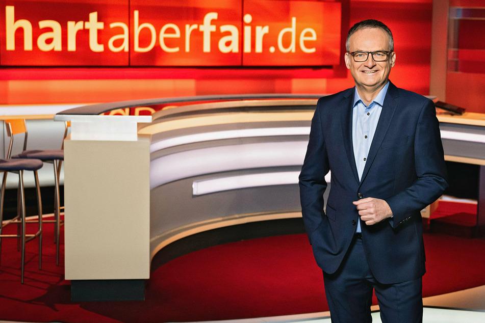 """""""hart aber fair"""": Frank Plasberg geht in die Sommerpause, aber zuvor wird es im Ersten noch brisant"""