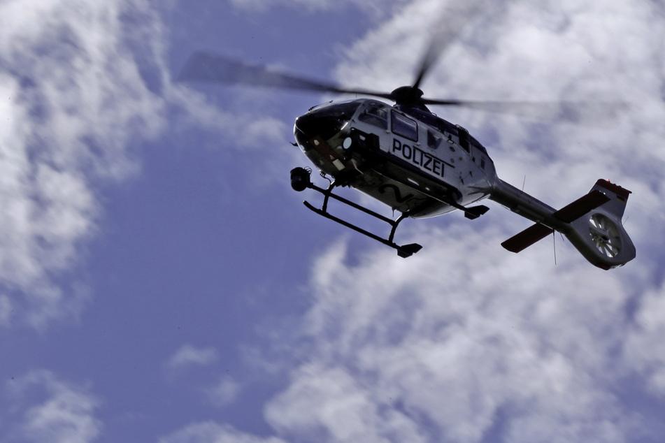 Die Besatzung eines Polizeihubschraubers wurde über Pforzheim mehrfach mit einem Laserpointer geblendet und gefährdet. (Symbolbild)