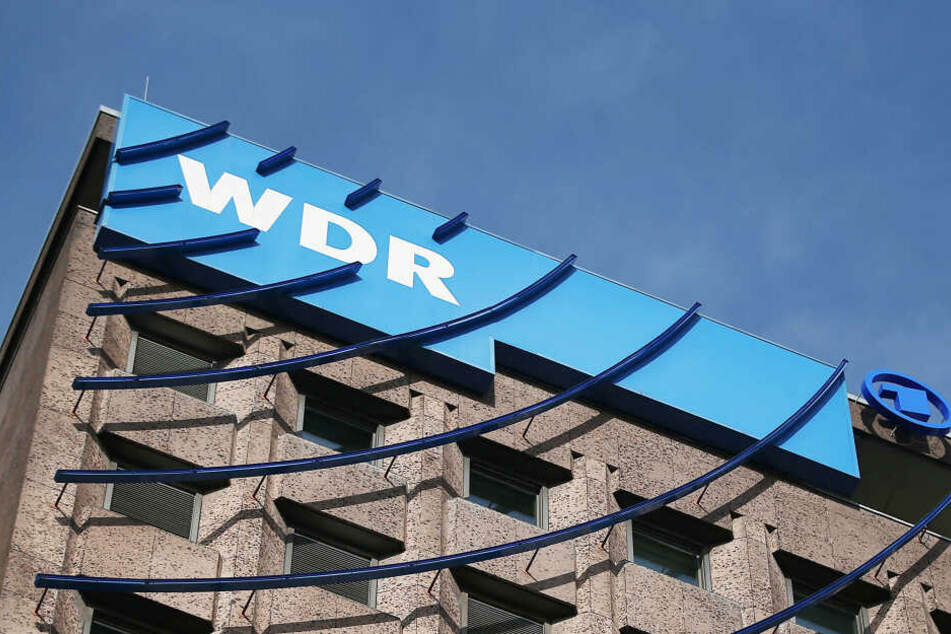 Das WDR-Gebäude in Köln.