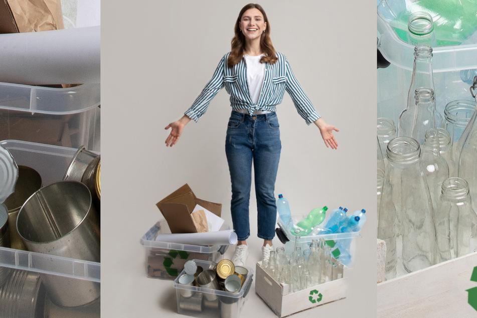 Müll sparen und Ressourcen schonen kann so einfach sein.