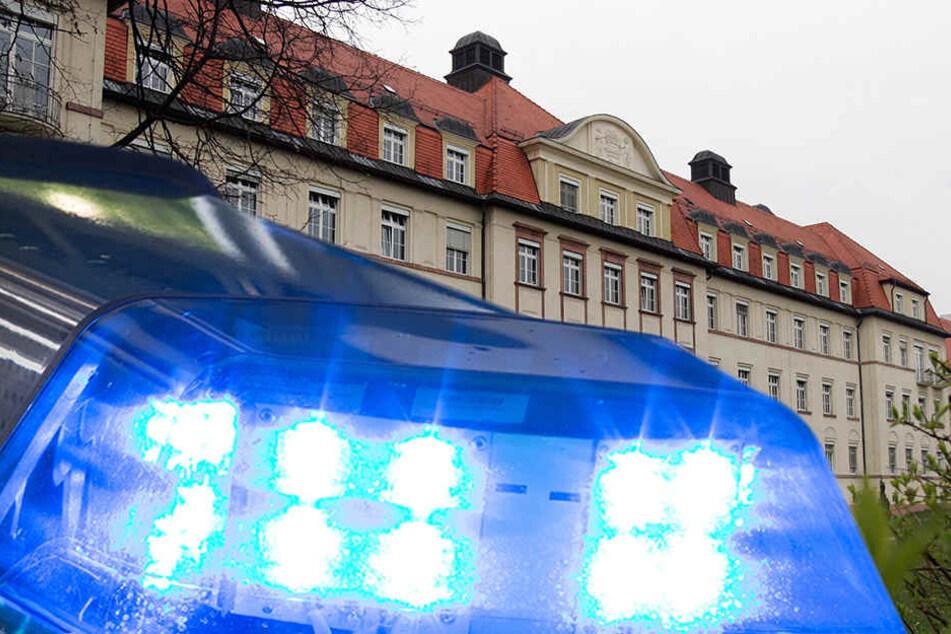 Ein Mann hat Kinder in der Flemmingstraße angegriffen.