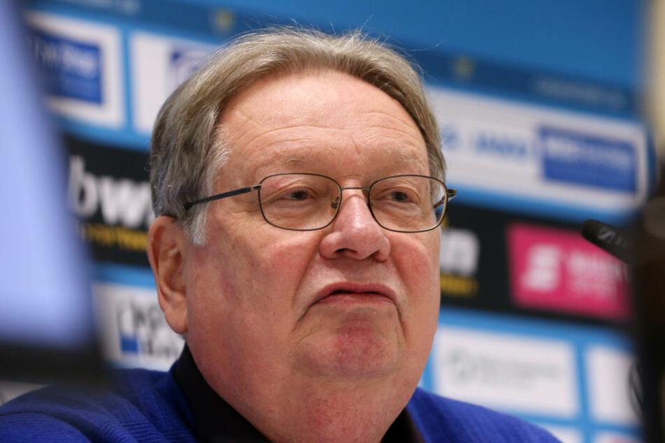 CFC-Geschäftsführer Michael Reichardt ist froh, dass die Himmelblauen die Zustimmung des Verbandes bekommen haben.