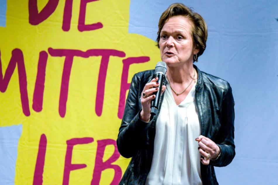 Anna von Treuenfels ist Spitzenkandidatin der FDP für die Bürgerschaftswahl. (Archivbild)