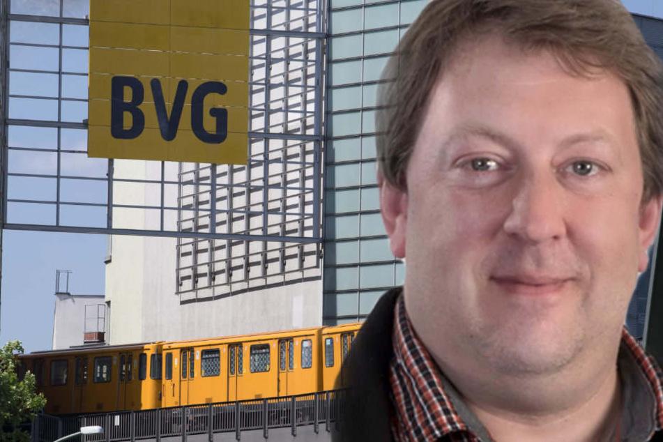 """""""Lieber zu spät kommen als hetzen"""": BVG legt sich mit AfD-Politiker an"""
