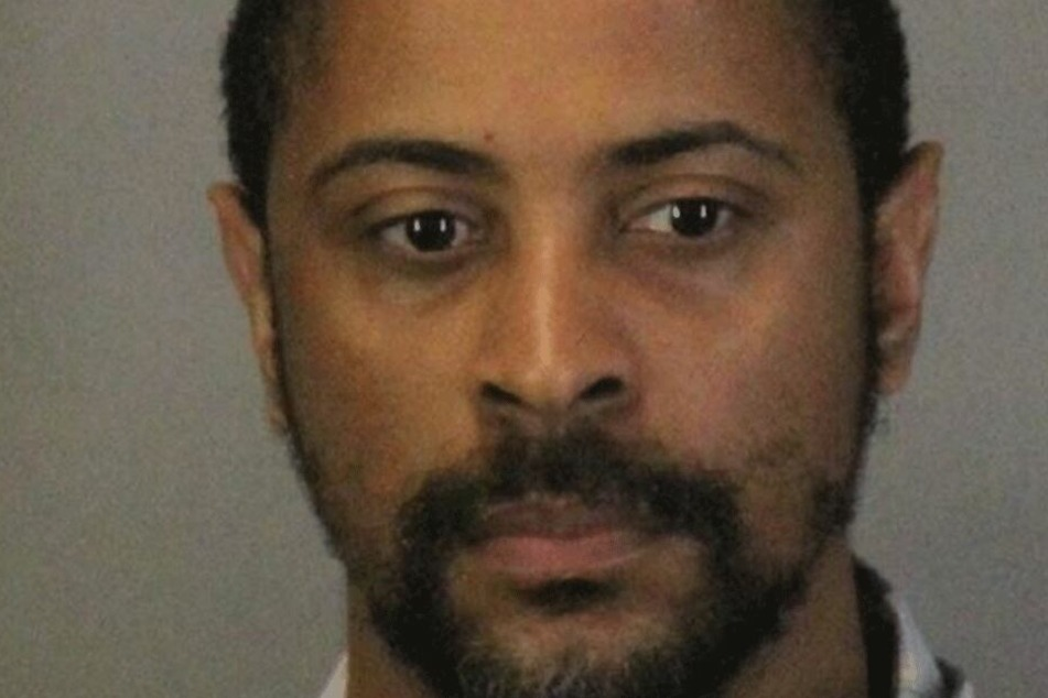 Isaiah Joel P. (34) nach seiner Festnahme.