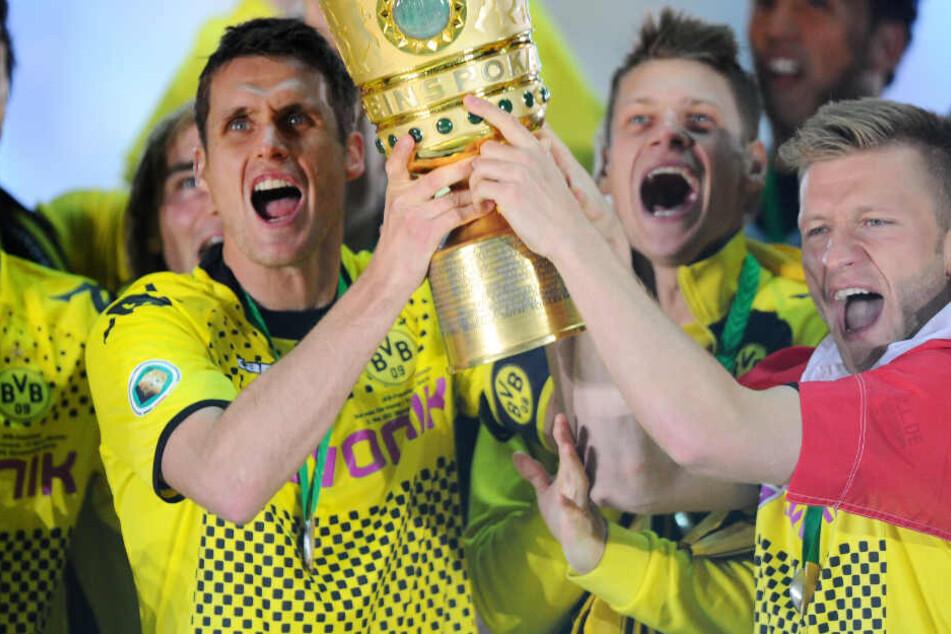 Borussia Dortmund konnte den FC Bayern im Pokalfinale 2012 mit 5:2 schlagen.