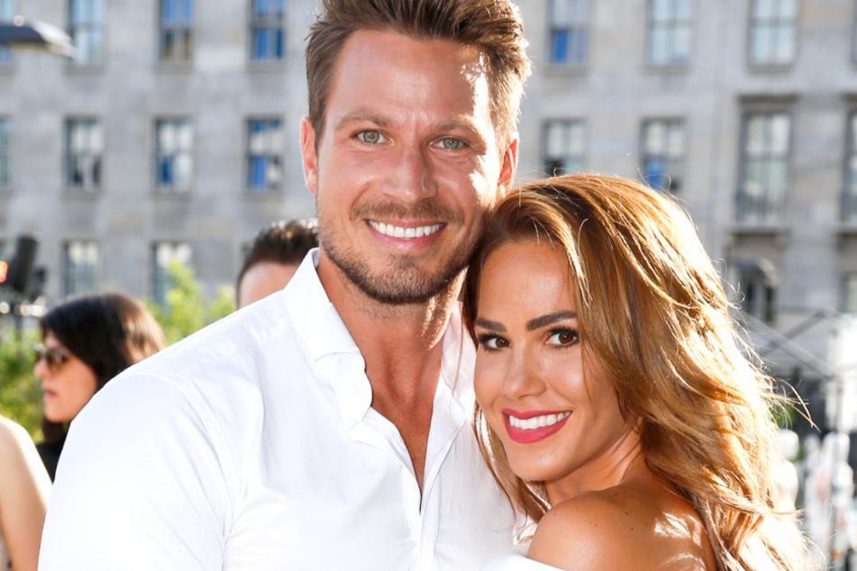 Angelina (28) und Sebastian Pannek (33) erwarten ihr erstes Baby.