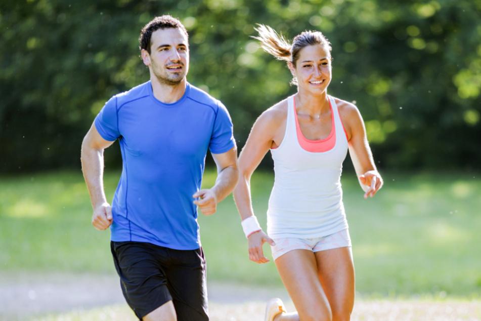 Joggen trotz Hitze? Diese fünf Tipps solltet Ihr beherzigen!