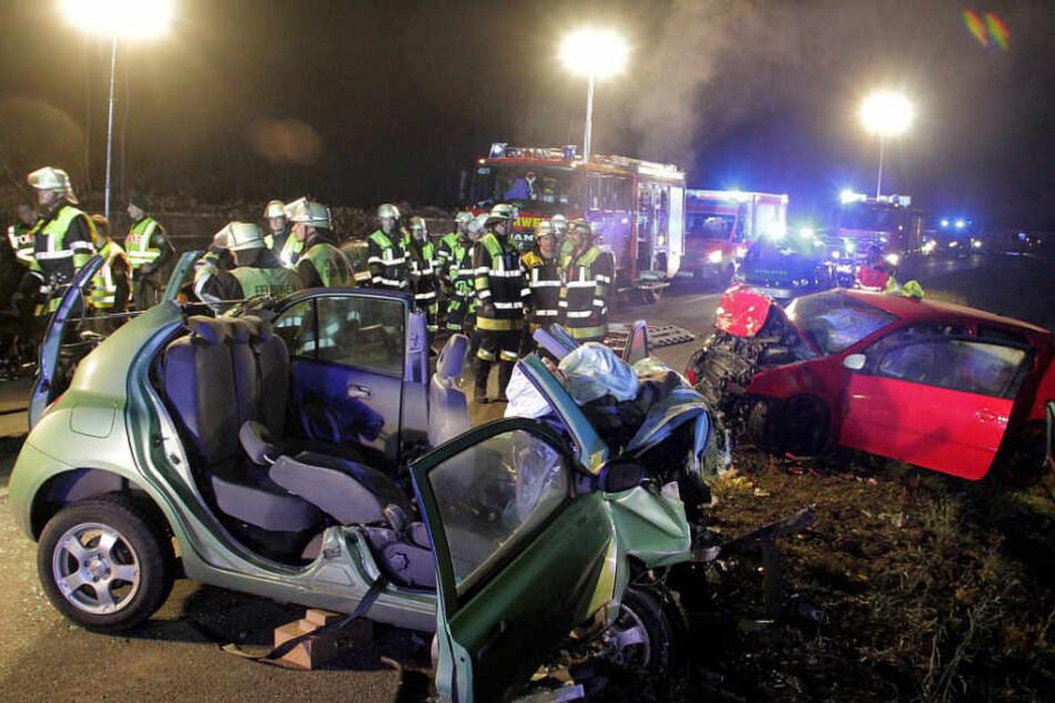 Bayern, Rosenheim: Hier starben im Jahr 2016 zwei junge Frauen. Zwei Autofahrer wurden danach wegen fahrlässiger Tötung verurteilt.