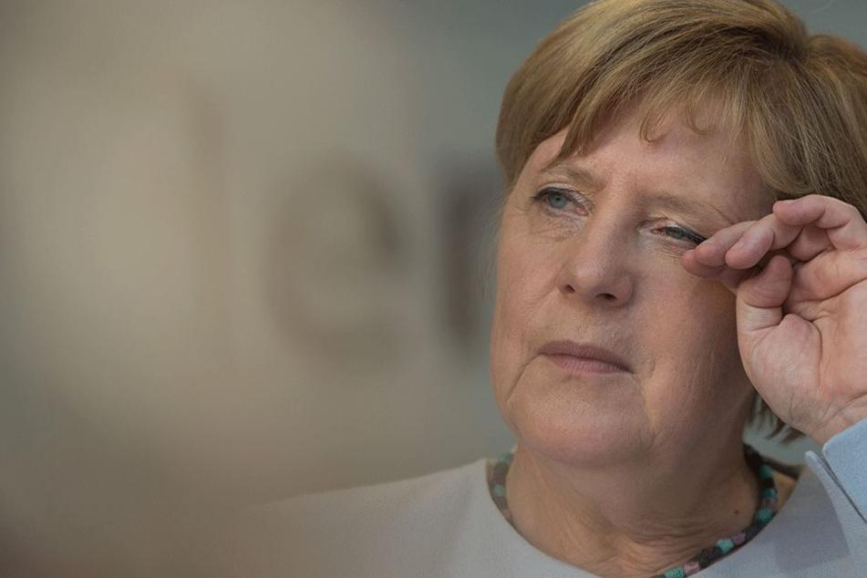 Schwere Vorwürfe gegen Merkel: Ex-Chefredakteur spricht von Erpressung vor TV-Duell