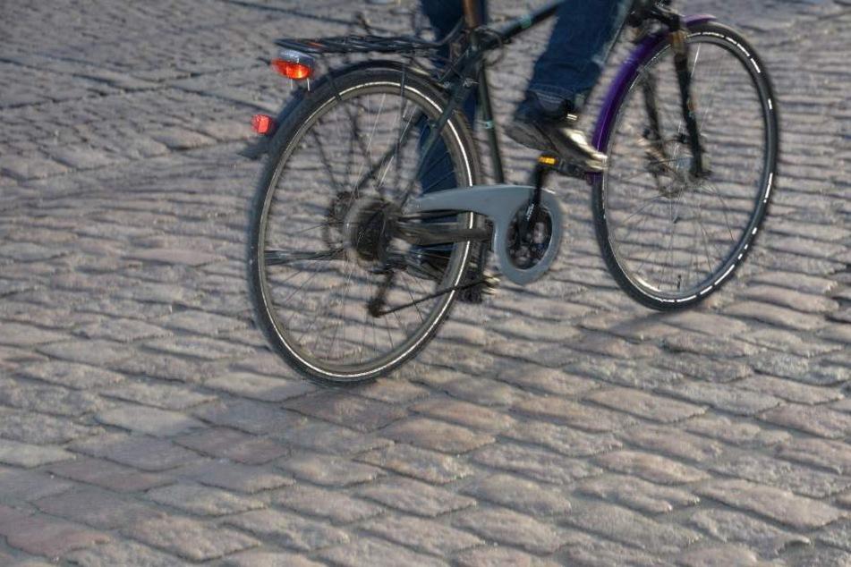 Der Fahrradfahrer hatte mehr als zwei Promille intus.