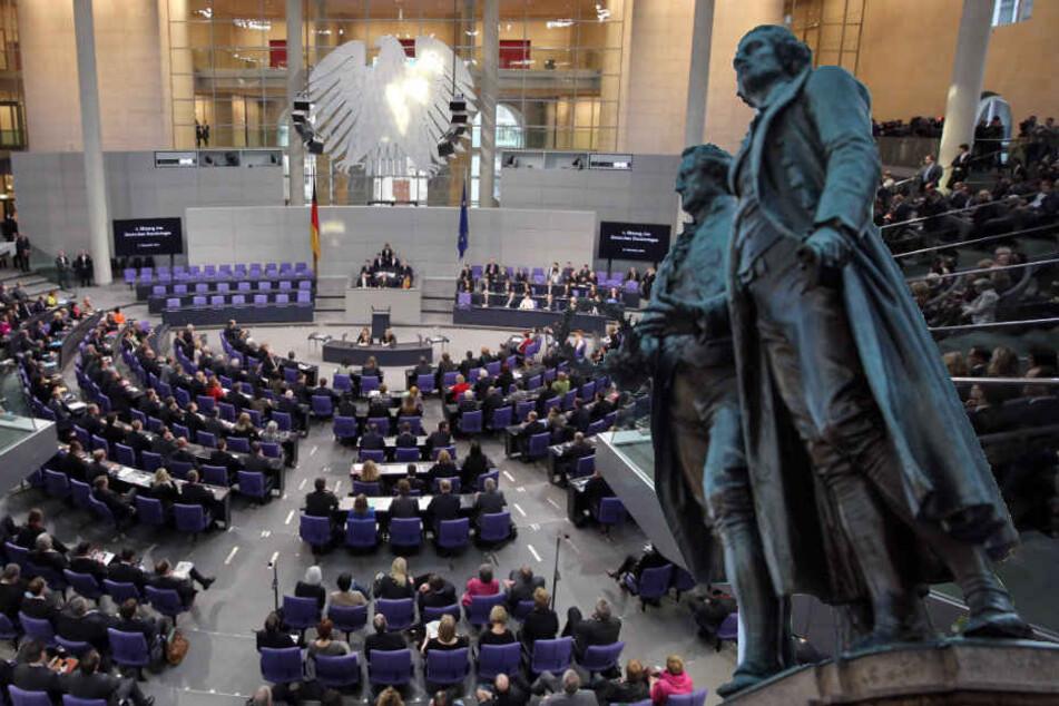 Klassikstadt goes Bundestag? Für die Weimarer wäre es allemal ein Highlight.