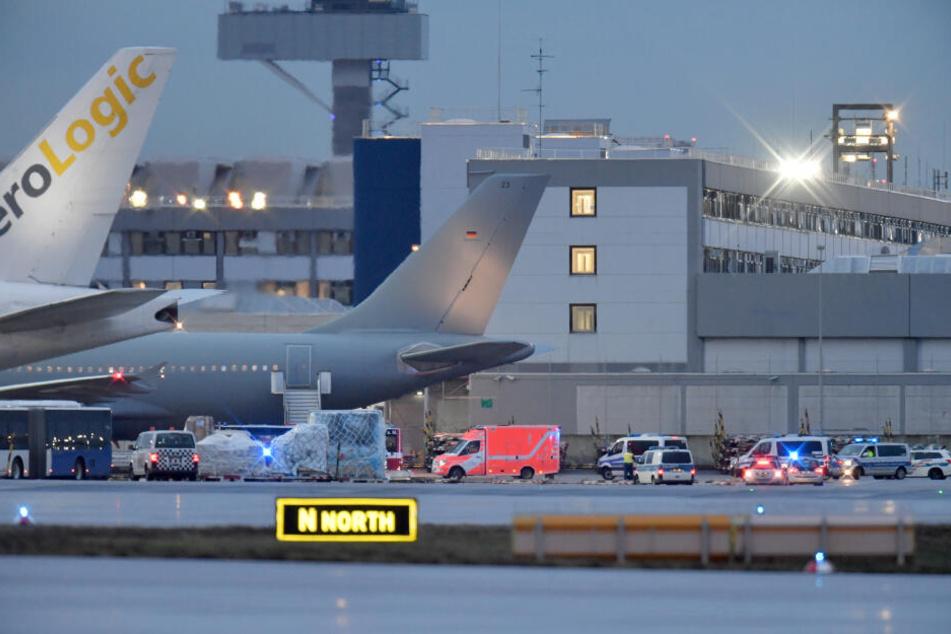 """Der Luftwaffen-Airbus """"Kurt Schumacher"""" hat bereits Deutsche und andere Staatsbürger aus dem vom Coronavirus betroffenen chinesischen Wuhan ausgeflogen."""