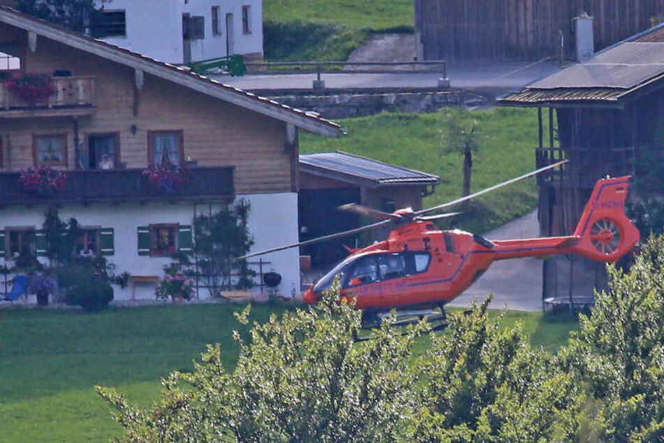 Wanderer stürzt am Grünstein ab und stirbt: Polizei bittet um Hinweise zum Toten